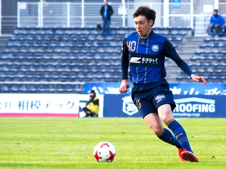 町田ゼルビア、岡山と引き分け 橋村選手が最年少デビュー
