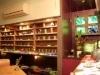音響詩人とガラス作家がコラボ・ライブ-ビーズ専門店&カフェで