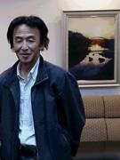 松戸で「遠藤秀之画家を囲む会」 関東エリアで個展初開催にちなみ