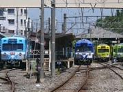 松戸と流山で流鉄100周年記念祭 馬橋~流山結ぶ5.7キロの単線鉄道