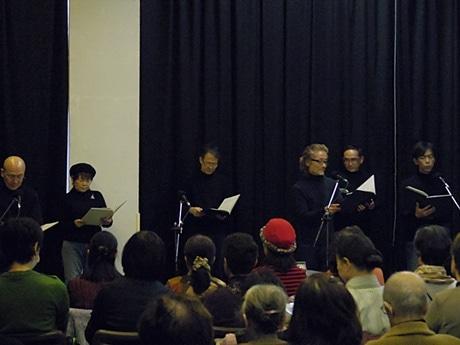 松戸市民劇団が「鉄道員」朗読劇公演 常磐線開業120周年記念で