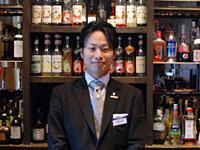 マネージャーの加藤さん