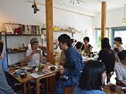 松本・中町のカフェで「朝食&本&コーヒー」朝活 月1回開催で「朝を面白く」