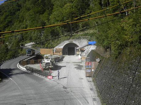 上高地の新トンネル、名称募集 ...