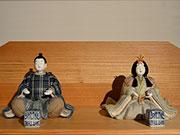 長野県内職人がタッグ組みオーダーメードひな人形 松本の人形店で