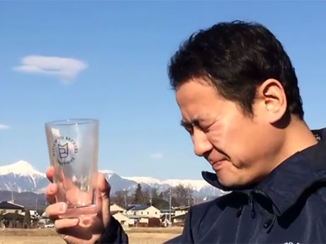 松本で「エアビール世界選手権」初開催 優勝はクラフトビール100パイント