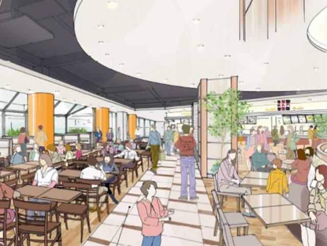 フジグラン松山がリニューアル 新規10店、幅広い客層の需要取り込みへ