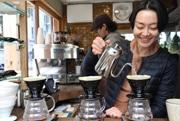 中目黒にコーヒーショップ「オニバスコーヒー」 スペシャルティコーヒーを提供