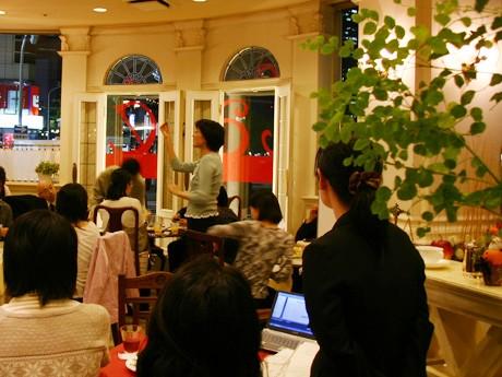 名駅で「図書館人」集うイベント-図書館の「明るい未来」を語り合う