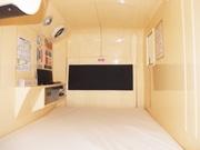 名駅前のサウナ店「ウェルビー」、新機能備えたカプセルルーム設置