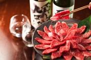 名駅の「日本酒を楽しむ」焼き肉店、A5ランク飛騨牛の雌牛に肉質向上