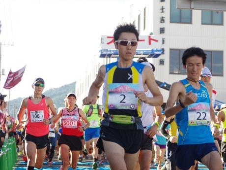富士山を駆け上がる「富士登山競走大会」、7月開催へ 今年で70回目