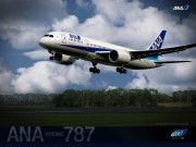 ANA、ムンバイ~成田最新の787型直行便運行開始