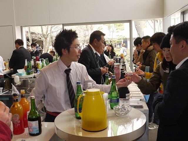 東京・代官山で「あなたと飲みたい沖縄・ほろよい泡盛」 好評につき第2弾
