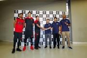 バスケットBリーグ開幕 琉球ゴールデンキングスとアルバルク東京が対戦