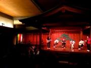東中野の能舞台でソロ6人がギターライブ ラストは全キャストでセッションも