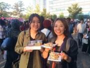 中野で初開催の「餃子フェス」閉幕 ギョーザ女子も集結、参加者8万人