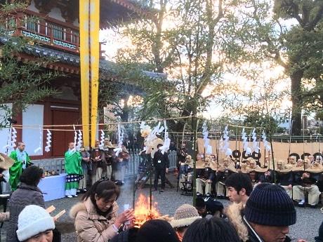 中野区各所で恒例の「節分」行事開催へ 僧兵行列や練り歩き、歌手や俳優登場も