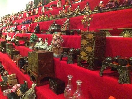 中野区歴史民俗資料館で「おひなさま展」 江戸から昭和初期の作品中心に