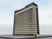 「カンデオホテルズ東心斎橋」 500室規模で来年夏開業へ