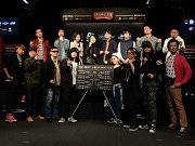 日本橋でデジタルアートの対戦イベント「LIMITS」