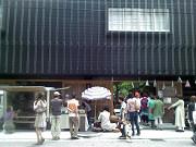 南堀江公園前の萬福寺で「花まつり」 桜を楽しみながらヨガやミニライブも