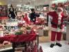 なんばCITYに日本で唯一の公認サンタクロース、パラダイス山元さん登場