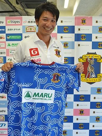 奈良クラブにJ3ライセンス 奈良初Jチーム誕生の夢に向け来場呼び掛け