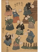 練馬区立美術館で浮世絵・歌川国芳展 コレクター紹介や国芳一門作品など230点
