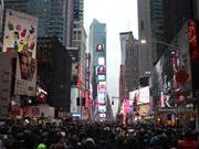 ニューヨーク、記録的な暖かさから一変 例年並みの寒さに