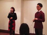 NYで日本人起業家プロデューサー×女性起業家コンサルタントのセミナー