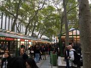 NY「ウインター・ビレッジ」今年もオープン 125のギフトショップそろう