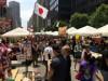 NYで「ジャパン・ブロック・フェア」 熊本地震の募金活動も