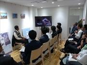 東北との交流カフェ「わたす日本橋」で「語り部の会」 震災体験を伝える