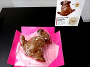 日本橋三越でバレンタイン商戦 「豚チョコに真珠」や「チョコ蛇口」も