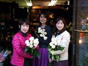 人形町のバラ専門店が「チョコローズ」予約販売 バレンタイン本命狙いで