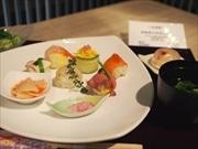 日本橋三越本店に食文化を発信する「自遊庵」 季節に合わせた新しい食を提案