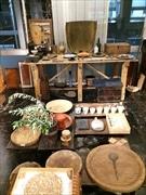 中央区辺境の古道具店を廻る合同展「点店3」 古物商9業者を点でつなぐ