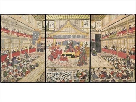 日本橋、三井記念美術館で「日本の伝統芸能展」 国立劇場開場50周年記念で