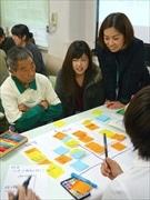 日本橋小伝馬町で「つながりマルシェ」 区民と社会貢献団体や学生組織交流