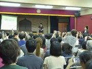 世田谷・上野毛商店街地域活性プロジェクト、セミナー講師に小出裕章さんも