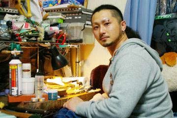 あきる野のシルバーアクセ作家「志音」さんの作品、福生のセレクト店で販売へ , 西多摩経済新聞