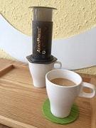 小田原のカフェで「ホットのカフェマメ」提供 コーヒーと豆乳のうま味を抽出