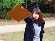 小田原で「スマホケース投げ」世界大会 投げ方自由、「ドローン」使用禁止