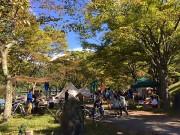 丹沢湖畔でアウトドアイベント 多くの参加者でにぎわい見せる