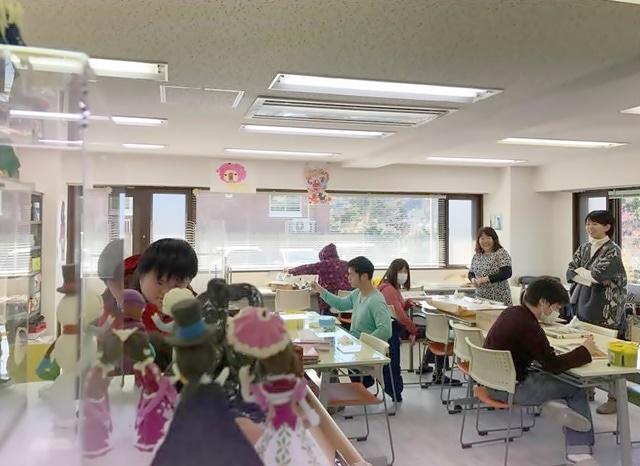 小田原拠点 就労継続支援事業所「アール・ド・ヴィーヴル」1周年