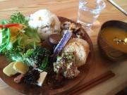 小田原にベジタリアン向け料理の出張カフェ 地元野菜使い「やさしい味」提供