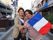 大分・府内5番街で「俺たちのフランス展」 百貨店との連携も