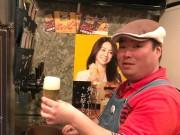 クラフトビールバーが「ファジアーノ岡山」応援営業 応援グッズ持参で割引に