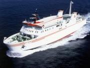 隠岐・海の便大幅乱れ 19日は全便欠航の恐れも